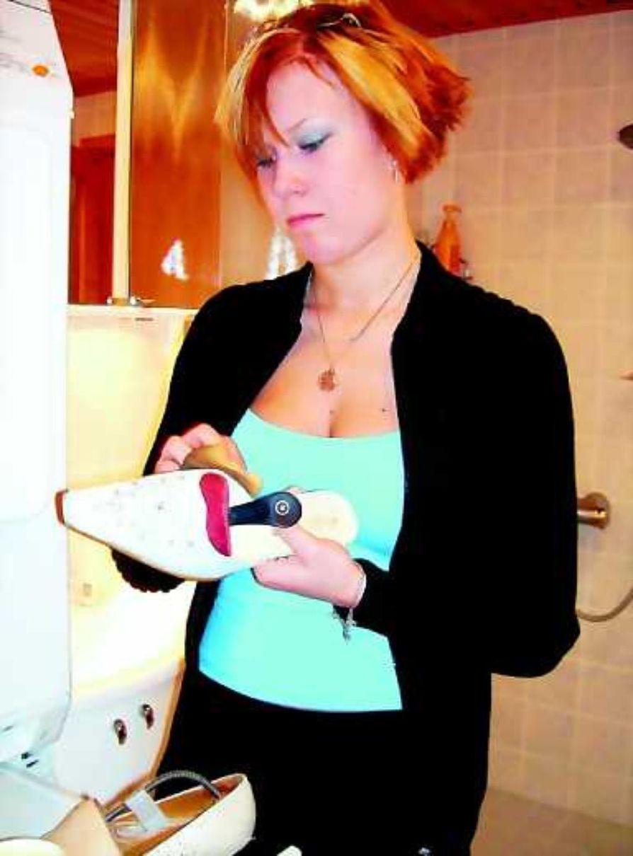 suku puoli kannat tehdä nainen suihkuta