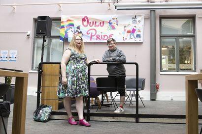 """Oululainen Aaron Putula pelkäsi lapsena helvettiä seksuaalisuutensa vuoksi – Kolme oululaista sateenkaari-ihmistä kertoo ulostulon ristiriitaisuudesta: """"Kaappi voi olla myös turvapaikka"""""""