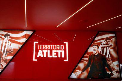 Atletico Madrid kertoi kahdesta koronatartunnasta – vain neljä päivää ennen Mestarien liigan peliä