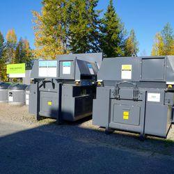 Lukijalta: Vastine koskien Rinki-ekopisteen keräyssäiliöiden tyhjennnysväliä –Valitettavasti pisteelle tuodaan jatkuvasti sinne kuulumatonta jätettä ja roskaa, jotka jätetään maahan