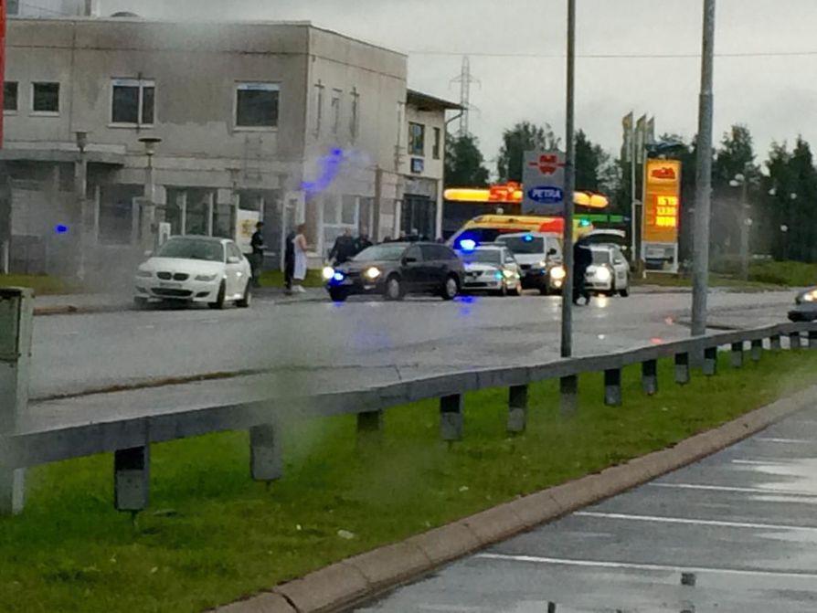 keskusrikospoliisi avoimet työpaikat Tampere