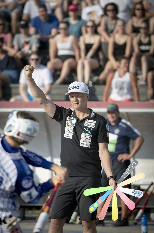 – Ei tästä pelistä hirveän tunteikas tullut, kun olimme koko ajan edellä, Vimpelin Vedon oululainen pelinjohtaja Markku Hylkilä totesi tiistaina Kempeleessä.