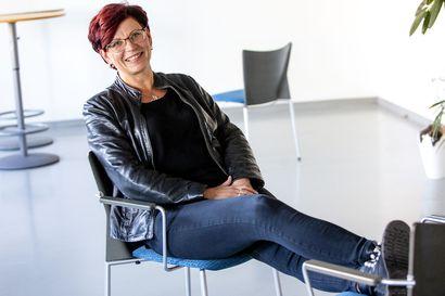 Sari Häkkinen laihdutti itsensä määrätietoisesti häikäisevään kuntoon