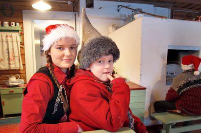 """Korvatunturin joulupukin perhe on tottunut rooliinsa: """"Isä se on ollut koko ikänsä joulupukki"""""""