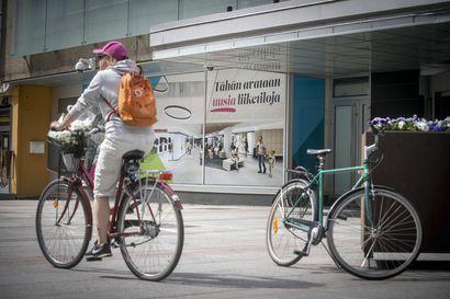 """Toimistotilat käyvät taas kaupaksi Oulussa – Oulun Liikekeskuksen Hagelberg: """"Ydinkeskustan kuivahtamista konttorialueeksi turha pelätä"""""""