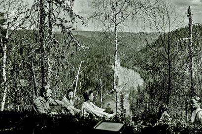 Kuolajärvi oli kauneinta Sallaa, mutta sen Suomi joutui luovuttamaan sodan jälkeen Neuvostoliitolle
