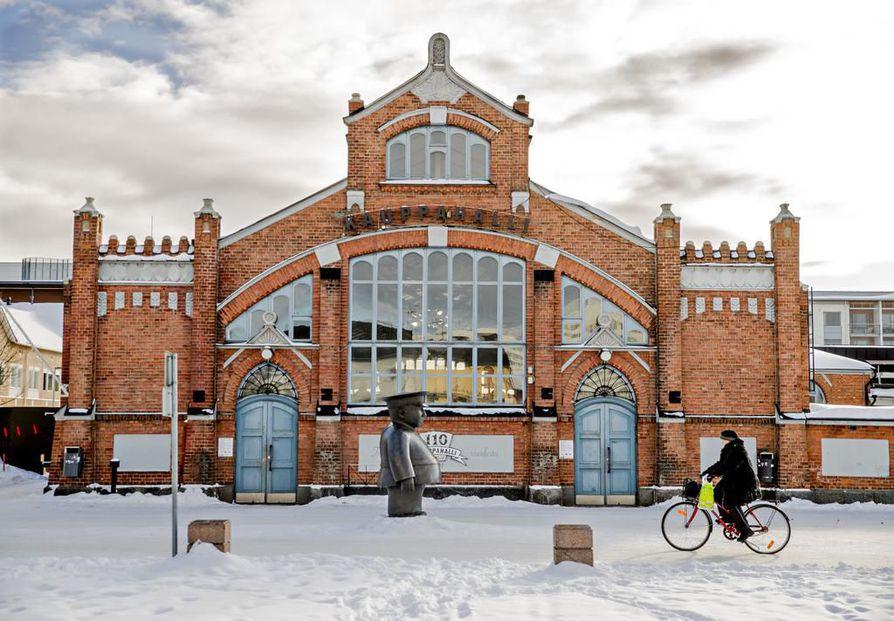 Oulun kauppahallin ensimmäiset vuokralaiset on valittu.