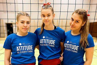 Tyttöjen U15 -lentopallomaajoukkueeseen ehdolla neljä pohjoisen pelaajaa