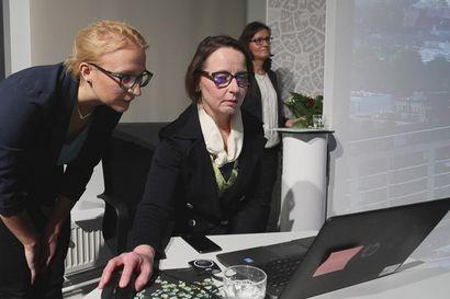 Liisa teki Suomen ensimmäisen digitaalisen asuntokaupan
