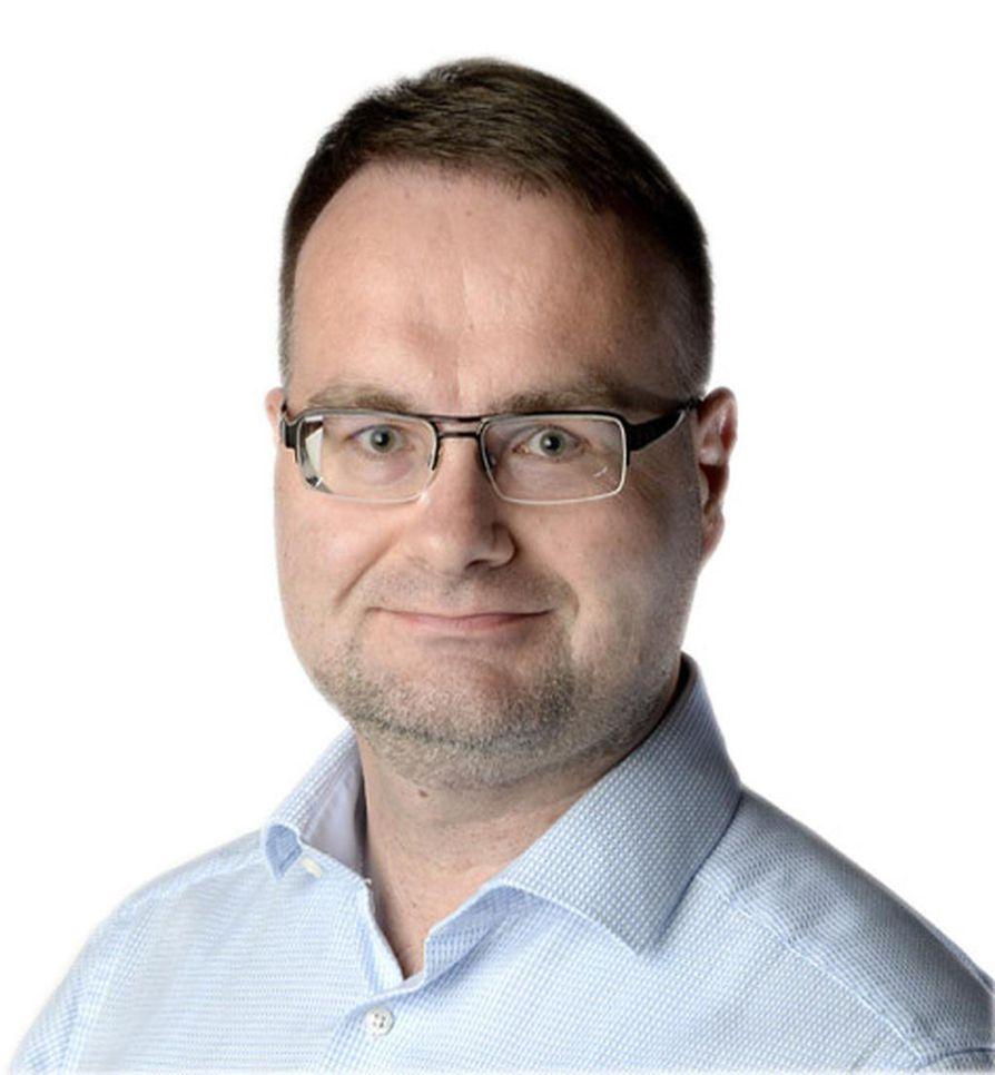 Kirjoittaja Matti Posio