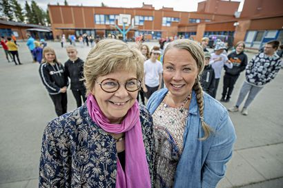 """Elämäntyönsä samassa koulussa tehnyt luokanopettaja jättää Rajakylän 41 vuoden jälkeen –""""Se jää kokematta, että oppilas olisi todennut minun opettaneen isovanhempiaan"""""""