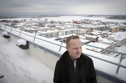 Pekka Tiitinen lähtee kisaamaan demareiden Lapin piirin puheenjohtajuudesta