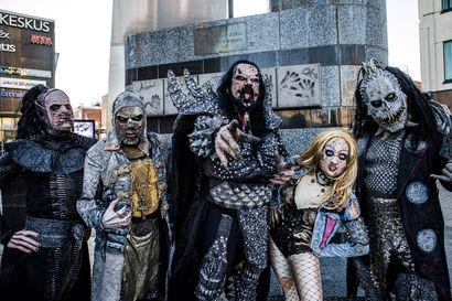 """Lordi julkaisee ennätykselliset seitsemän studioalbumia syksyllä: """"Viikko siitä kun kiertue keskeytyi, ymmärsin, että ylimääräinen aika pitää saada käytettyä johonkin"""""""