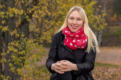 Salla Ahvenjärvi on Haapavesi Folk Music Festivalin uusi toiminnanjohtaja