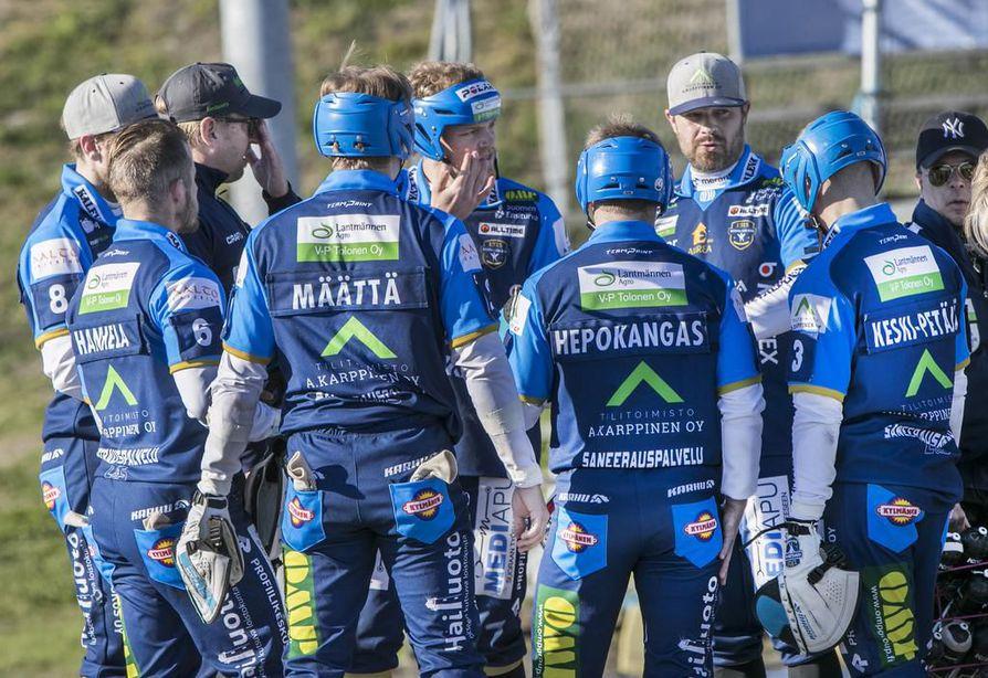 Kempeleen Kirin edellinen voitto on kesäkuun 29. päivältä, jolloin joukkue kukisti vieraspelissään Hyvinkään Tahkon jaksoin 2–1. Arkistokuva.
