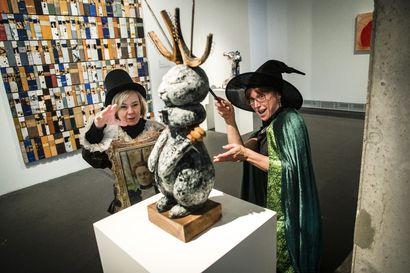 Rovaniemen taidemuseossa tylypahkaillaan Harry Potterin hengessä – museo julkistaa kaksi verkkopeliä, joita voi pelata Korundissa tai etänä