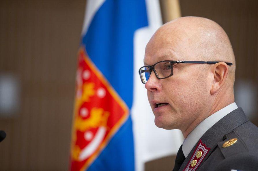 Everstiluutnantti Mika Seppä siirtyy Kainuun prikaatin apulaiskomentejaksi helmikuun alussa.