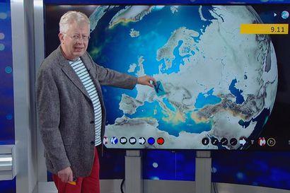 Pekka Pouta esittelee uunituoreen kuukausiennusteen – luvassa keskimääräistä sateisempaa