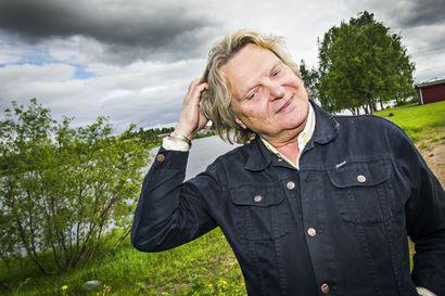 Perjantaina Oulussa esiintyvä Pepe Willberg on taas nousukiidossa 1980- ja 1990-lukujen alamäen jälkeen
