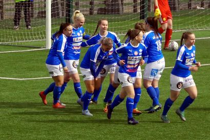 RoPS - Ilves/2, 4.5.2019