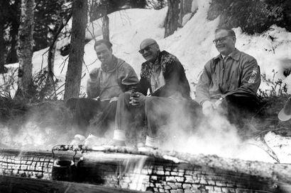 Kun presidentti lasien päälle istui – Urho Kekkonen oli ensimmäinen presidentti, joka vieraili Kuusamossa virassa ollessaan