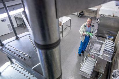 Kuusamon Kalajalosteesta tuli Kuusamon Kala - kehittelyssä uudet vähittäiskauppatuotteet