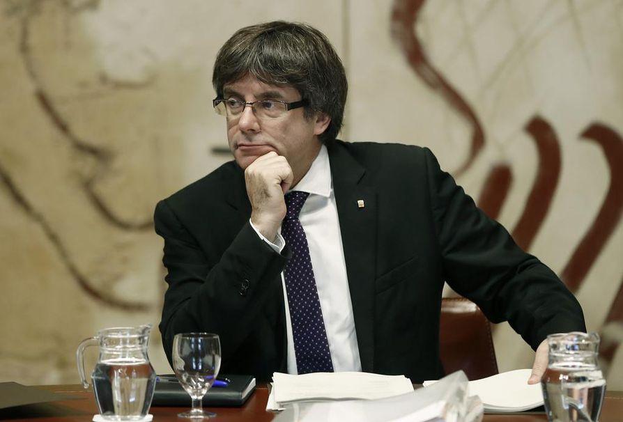 Carles Puigdemont kirjoitti jo toisen kerran tällä viikolla Espanjan hallitukselle.