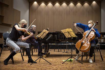 Oulun Musiikkijuhlat jatkaa konserttitallenteiden katseluaikaa, lippuja ostettu ulkomailta asti