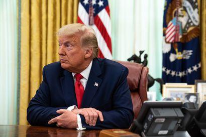 Valkoinen talo: Trump ei peruuta Kenoshan-vierailuaan kuvernöörin kehotuksesta huolimatta