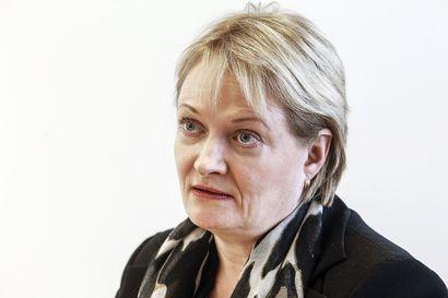 Kaikki luottamuspaikat täytetään Rovaniemellä uudestaan organisaatiouudistuksen takia, Riitta Erolalle löytyi uusi työpaikka