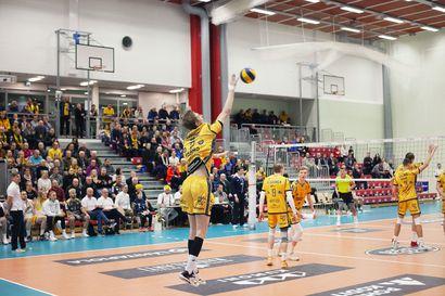 Savo Volley edelleen iso mörkö Team Lakkapäälle
