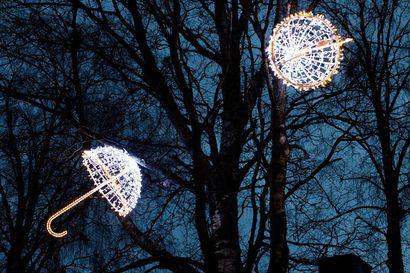 Tornio on tulvillaan valoa marraskuussa – PIOT-festivaali on poikkitaiteellinen valotaidefestivaali, johon kaupunkilaiset voivat osallistua Valopilkku-ohjelmistossa