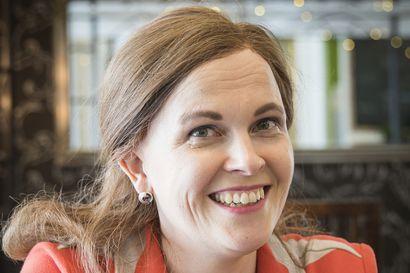 Eduskunnasta Mari-Leena Talvitie: Laajennetaan ja nostetaan kotitalousvähennystä, yli 75-vuotiaille oma superkotitalousvähennys