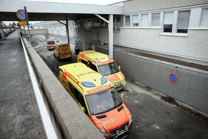 Ensihoito siirretään Pohjois-Pohjanmaalla sairaanhoitopiirin omaksi toiminnaksi