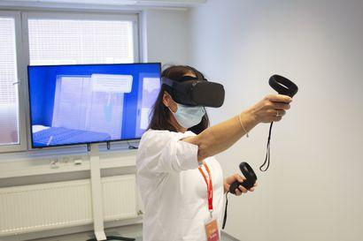 Adeccossa halutaan lisätä työturvallisuutta virtuaaliperehdytyksen avulla