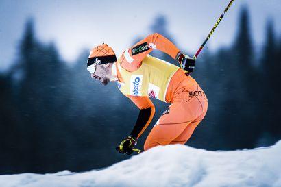 Hakola ratkaisi kolmannen perättäisen sprinttivoittonsa Rovaniemellä tutussa kohdassa