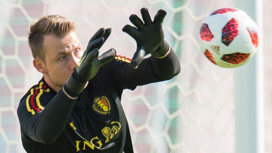 Palloliitossa on analysoitu tarkkaan eurooppalaisjoukkueiden pelaamista MM-kisoissa. Belgian maalilla on torjunut Simon Mignolet.