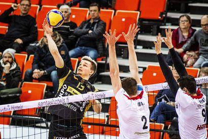 Jiri Hänninen voitti liigan pistepörssin