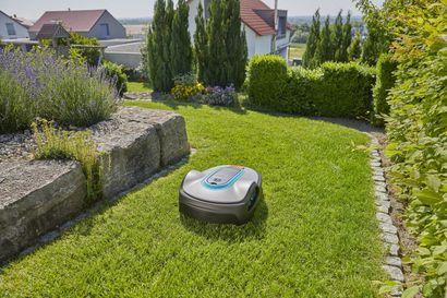 Tee sitä, mitä rakastat - robottiruohonleikkuri hoitaa nurmikon puolestasi