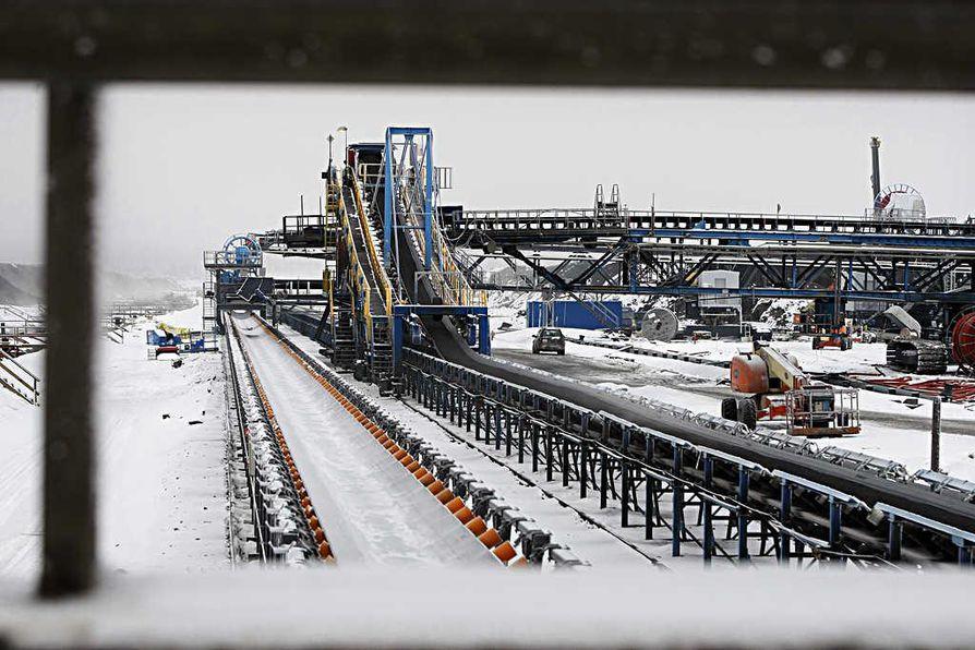 Talvivaaran kaivos on nykyään valtion omistaman Terrafamen hoidossa.