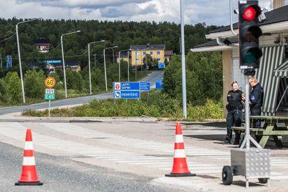 Eduskunnan apulaisoikeusasiamies: Saamelaisten rajavalvonta ei loukannut saamelaisia koskevia perustuslain säännöksiä – Rajoitustoimet haitanneet silti saamelaisten elinkeinojen harjoittamista