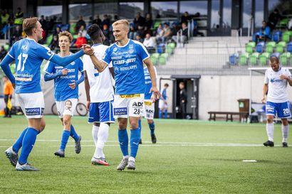 Lapin Kakkosen derby lässähti RFA:n ylivoimaan, Kemi City vetää sinnillä kauden läpi