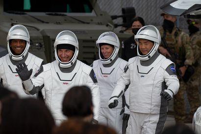 Avaruuslennoissa alkaa aidosti uusi aika: Nasa ja SpaceX raivaavat reittiä yhteisellä täysimittaisella miehitetyllä lennollaan
