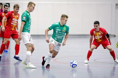 Futsalin pääsarjat jatkuvat, Palloliiton muu kilpailutoiminta keskeytyy