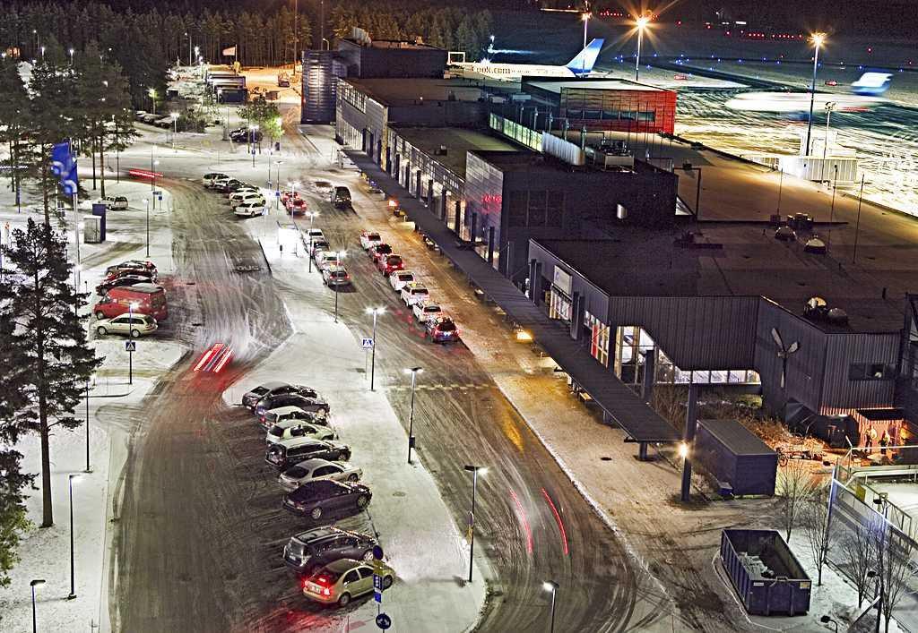 Oulun Lentoasemalla Voi Saada Sakot Oulu Kaleva Fi