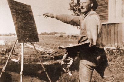 Miksi Vilho Lammesta tuli myyttinen taiteilija? Pimeän pohjolan synkkä erakko muistetaan kotiseudulla rehevänä puhujana – silti kaikki päättyi tragediaan