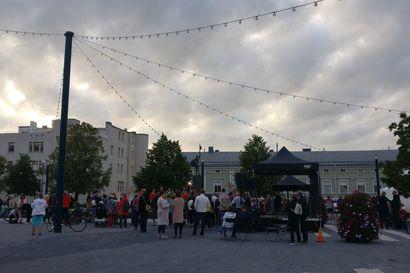 Viihdettä piikkareilla – Kuoropäivä päätti Oulun juhlaviikot