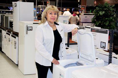 Kodinkonekauppias pärjää hyvällä palvelulla–kemiläinen Susanna Niskala-Sorsa sai valtakunnallisen Yrittäjänaisen palkinnon