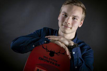 """Aleksi Nevakiven lumilautailu-uran alamäki alkoi pääsystä A-maajoukkueeseen – """"Oli vaikea sulattaa sitä, että menestyksestä sai palkkiokseen lisää kuluja"""""""