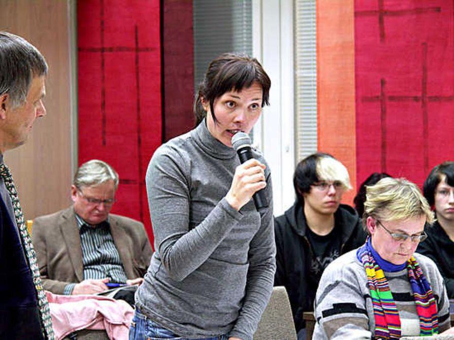 Pro Hanhikiven varapuheenjohtaja Hanna Halmeenpää vierailee parhaillaan Japanissa kertomassa Fennovoiman ydinvoimalahankkeesta.